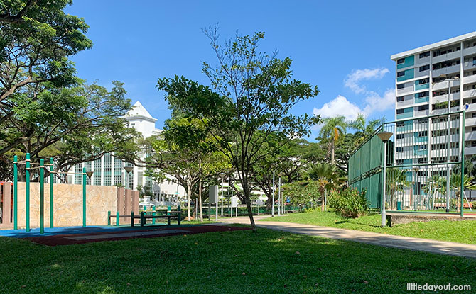 KB Bloom Leisure Park: Community Space With A Playground At Kaki Bukit-Bedok North