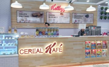 Kellogg's Cereal Kafe At AMK Hub: Here's The Scoop