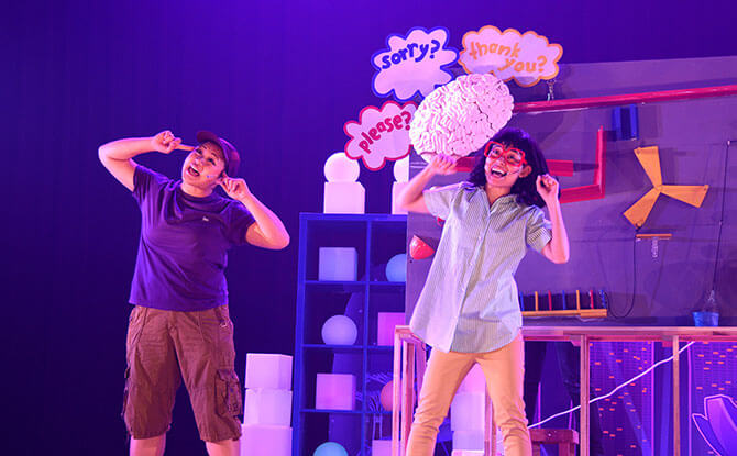 One Kind Of Science Musical: Kindness And Science Come Together In The KidsSTOP Musical