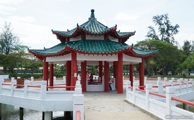 Kusu Island Wishing Well