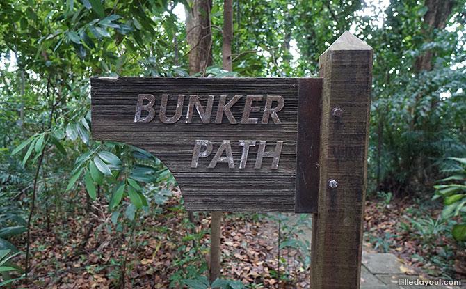 Bunker Path, Labrador Park