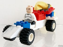 How To Make A Balloon-Powered LEGO Go Kart