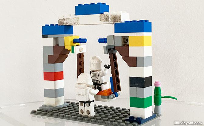 Fun Addition a LEGO Playground