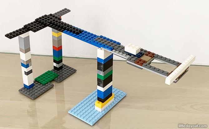 Assembling the LEGO Visualiser