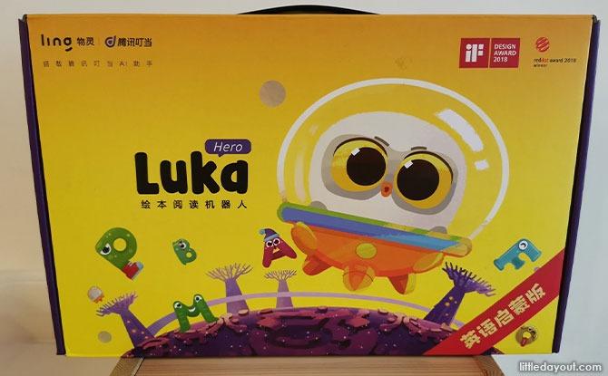 Overview of Luka Hero