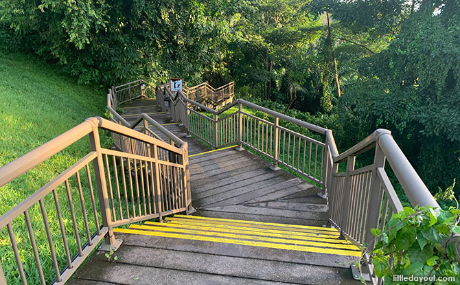 Marang Trail to Mount Faber