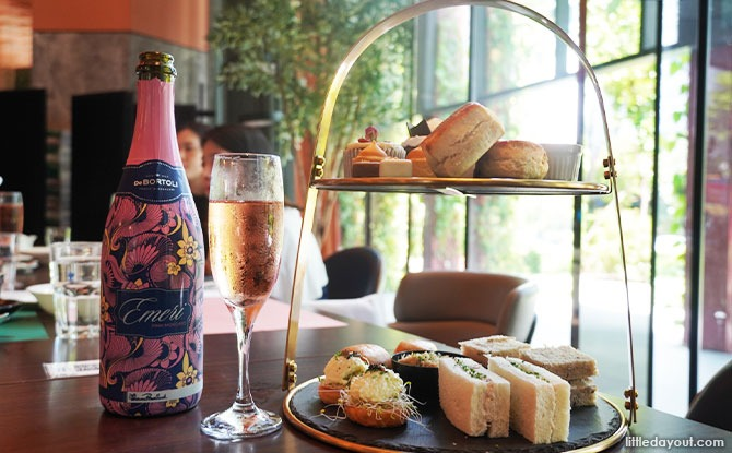 Treat Mum To Mother's Day Special Royal Afternoon Tea Set At The Marmalade Pantry