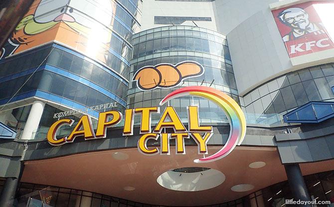 Capital 21 Mall, JB - Capital City
