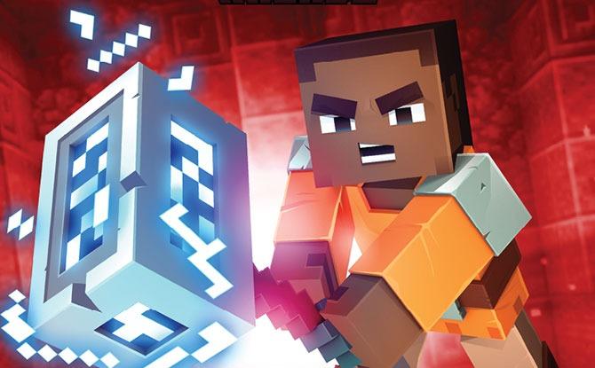 Minecraft Dungeons Arcade cards