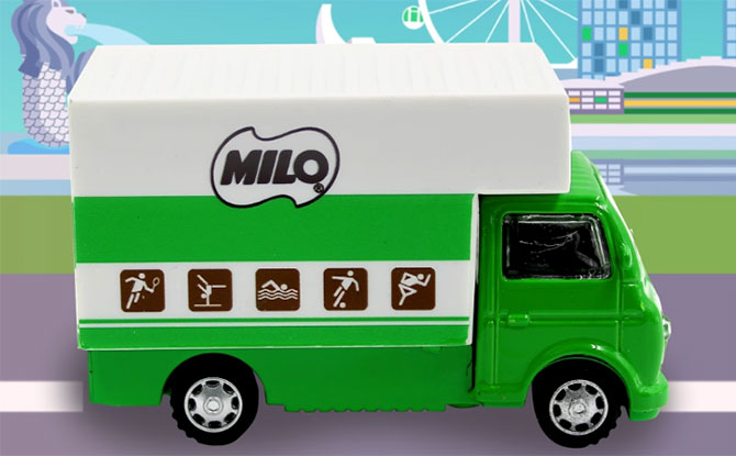 MILO Mini Van Design