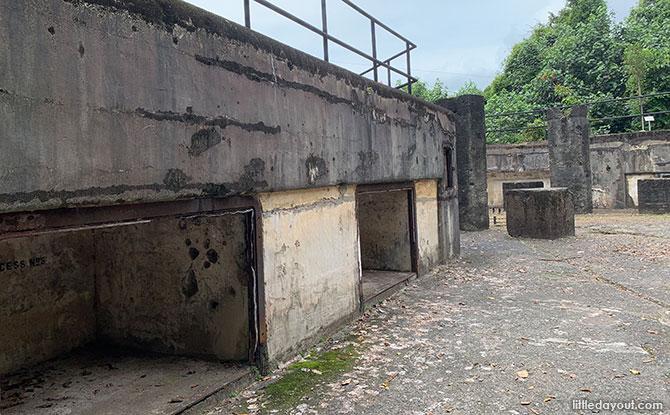 Mount Imbiah Battery, Sentosa