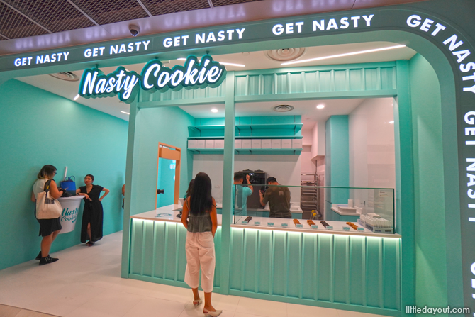 Get your Nasty Cookie at Funan