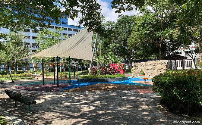 Nautical Park Playground
