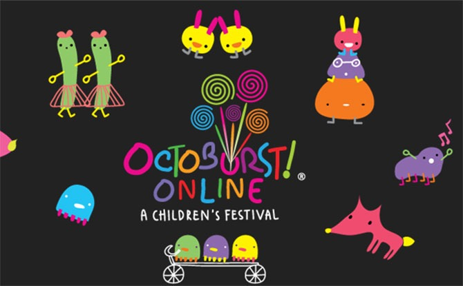 Octoburst 2020: A Children's Festival At Esplanade