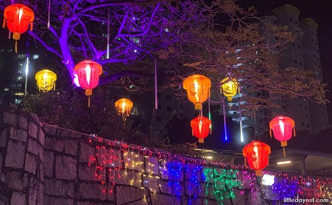 Pang Sua Pond at Mid-Autumn Festival 2021