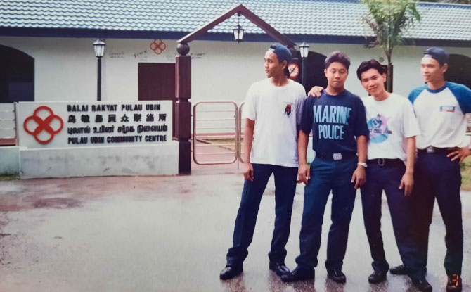 What Makes A Community? A look at Pulau Ubin's cultural heritage through photo-voice