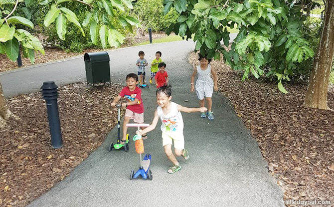 Singapore Botanic Gardens - Playdate Ideas in Singapore