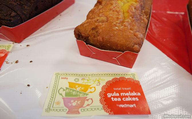 RedMart Gula Melaka Tea Cake