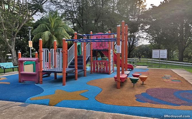 Pasir Ris Seashell Park Playground