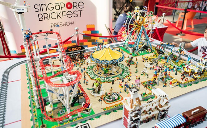 Singapore Brickfest 2020 - LEGO Enthusiasts Come Together