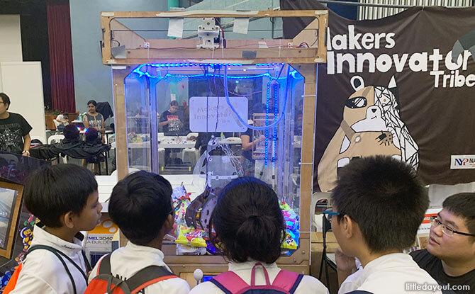NYP Makers Innovators Tribe