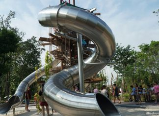 The Snake Play Area At Forest Ramble Is Hiding A Secret In Plain Sight