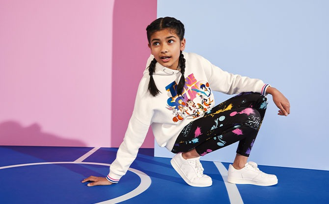 """Marks & Spencer's """"Space Jam: A New Legacy"""" Kids Collection Now On Sale"""