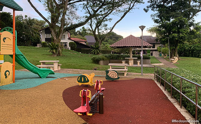 Sunset Heights Open Space Playground