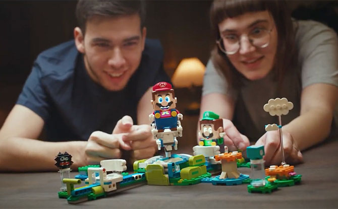 Take Part In The LEGO Super Mario Championship To Win Prizes