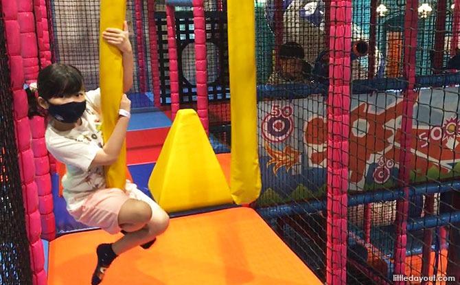 Playing at T-Play at HomeTeamNS Khatib