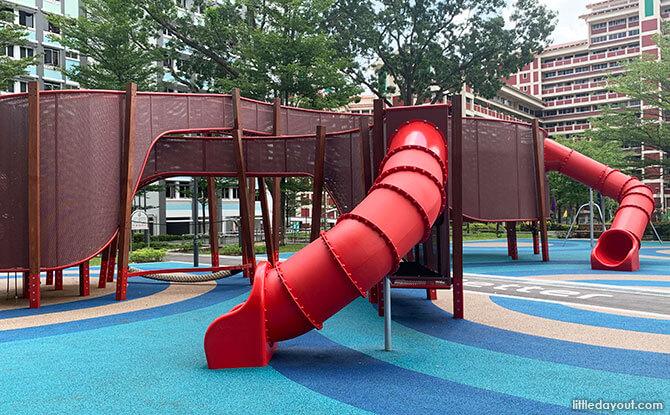 Play Curl at Taman Jurong