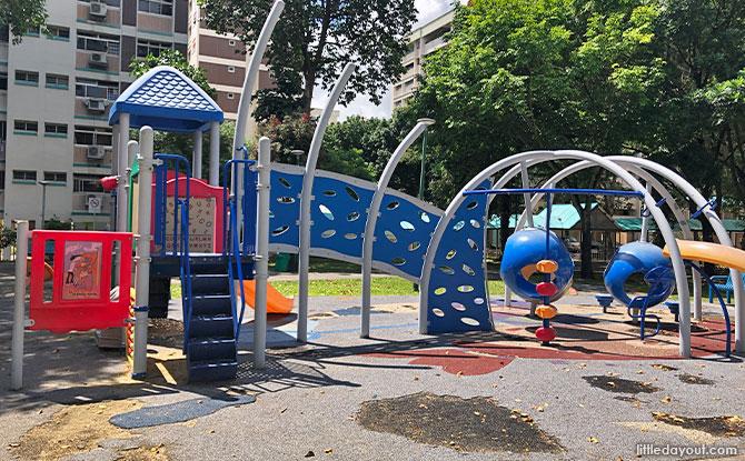 Tampines North Park Playground