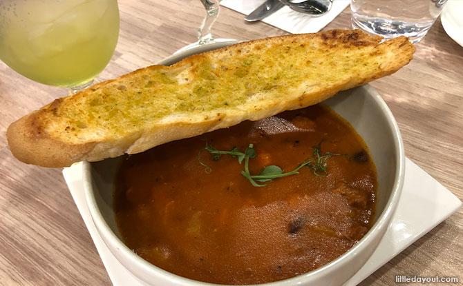 Chilli Lamb Soup
