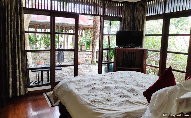 Tempat Senang Spa Resort in Batam - Just a Hop Away