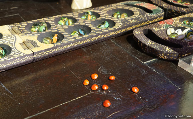 Traditional games