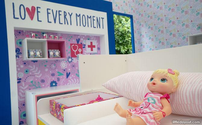 Baby Alive activity