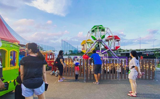 Uncle Ringo Carnival 2021 At Punggol: Rides & Things To Do