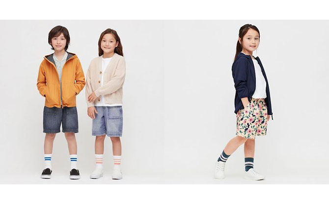 Uniqlo Kids - Shopping for Kids Clothes in Singapore