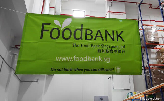 What is FoodBank Singapore all about?