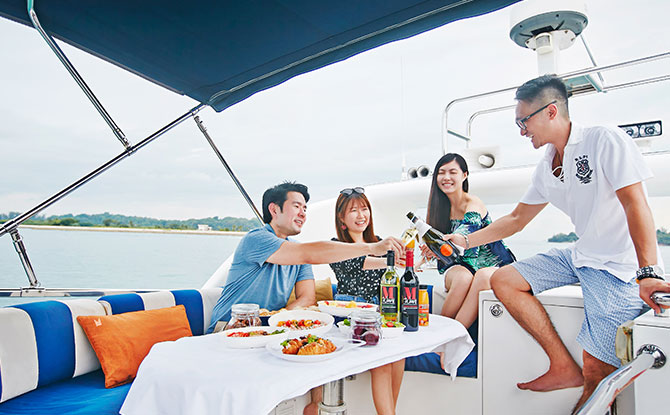 Yacht-cation Escape: Have A Staycation With A Cruise