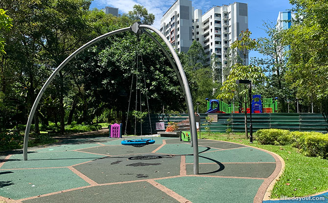 Yishun Nature Park Playground