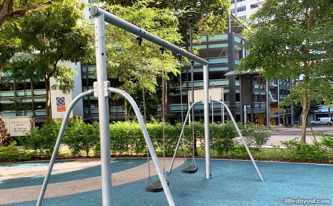 Play in the Jurong Neighbourhood