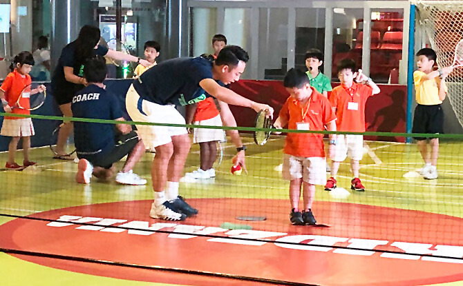 Sports Clinics by SportSG