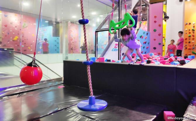 Fun Zone at BFF Gym