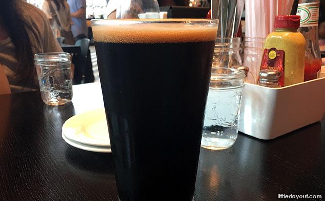 Beers at Black Tap