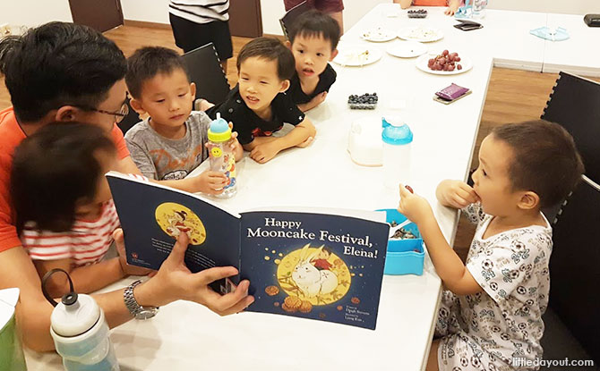 Books about Mid-Autumn Festival