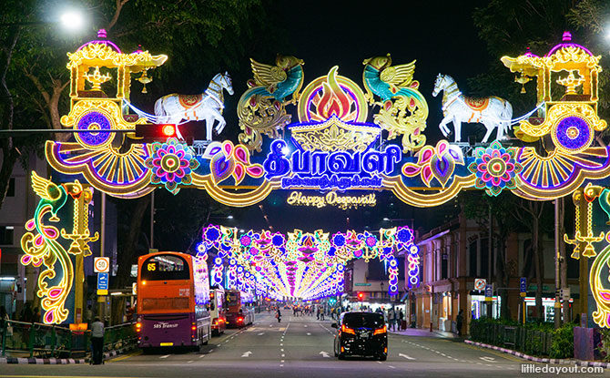 Deepavali Little India Light Up 2019 And Other Festive Activities Taking Place In September & October