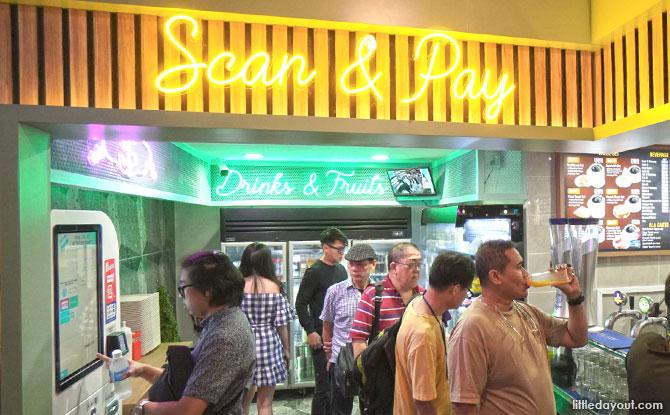 Kopitech at Funan Mall