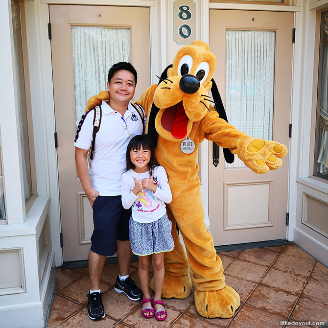 Visiting Hong Kong Disneyland