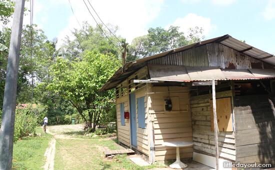 Kampong Hut